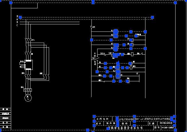 深井泵变频供水控制装置1