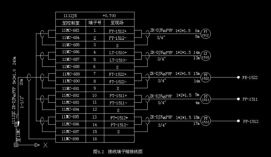 接线端子箱接线-使用维修-中国工控网