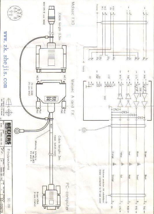 三菱PLC编程电