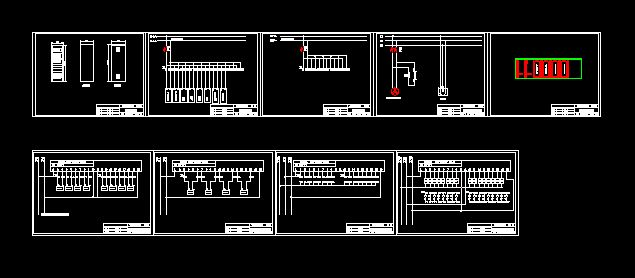 plc远程站系统设计  plc远程站系统设计图,本设计图纸为西门子plc远程