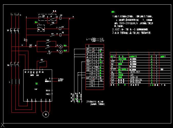 37kw以下电动机变频控